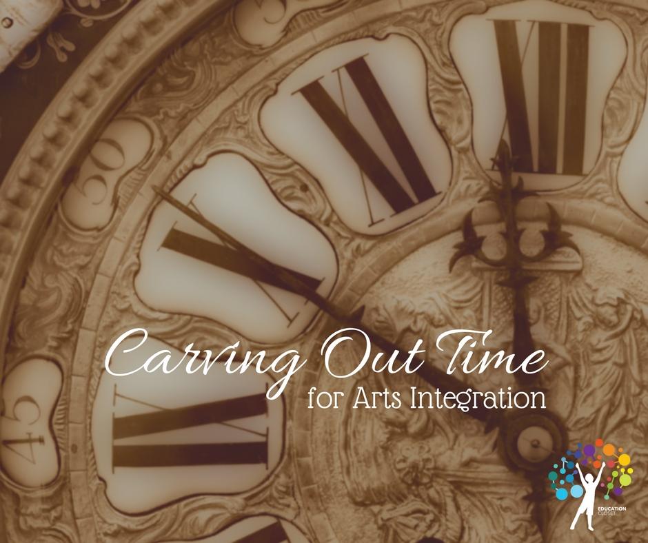 Time for Arts Integration, Education Closet