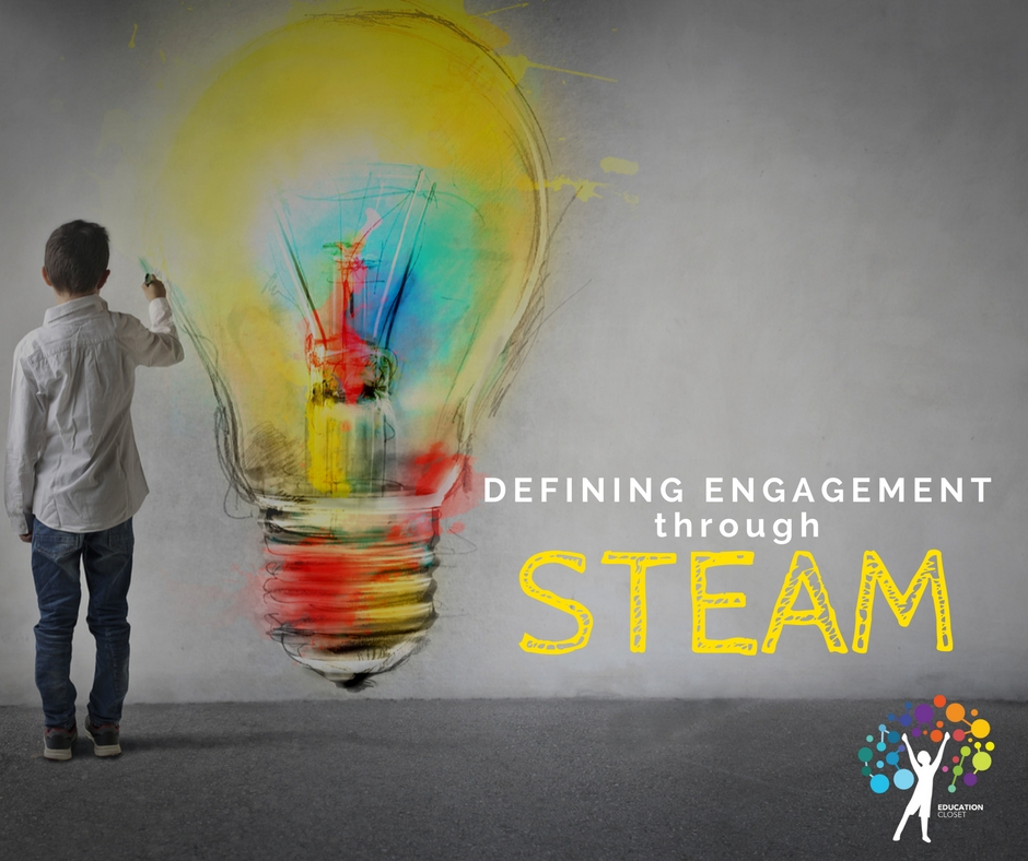 Defining Engagement through STEAM, EducationCloset