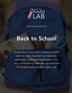 back to school issue August 2017