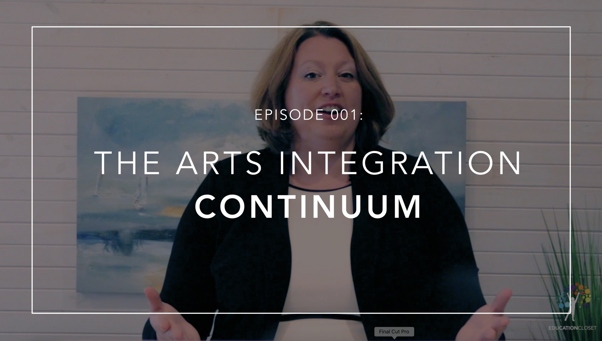 Arts Integration Continuum