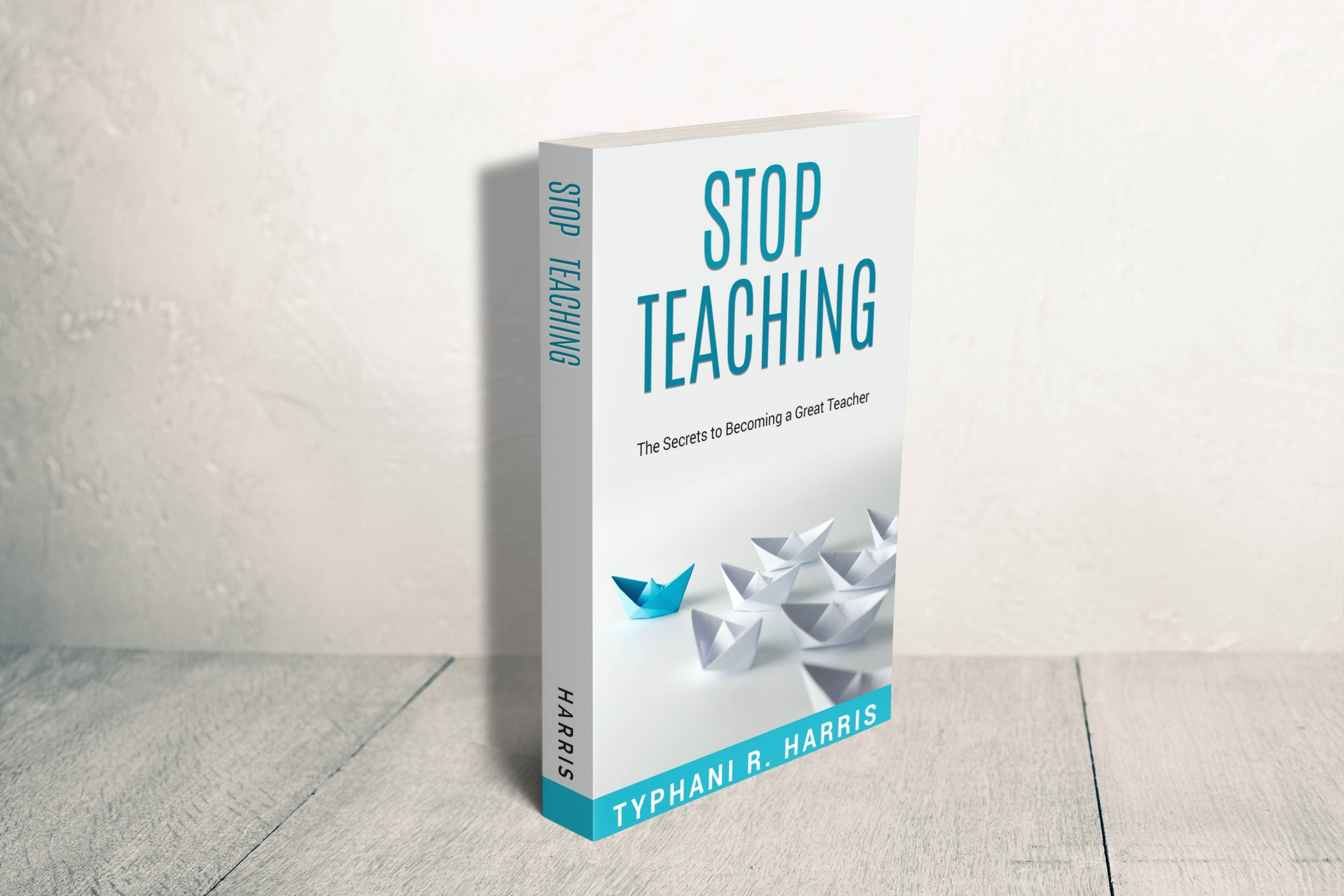 Stop Teaching, Start Reaching