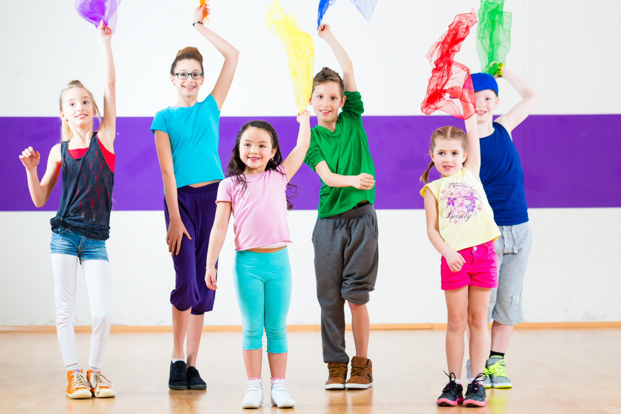 creative movement, classroom management