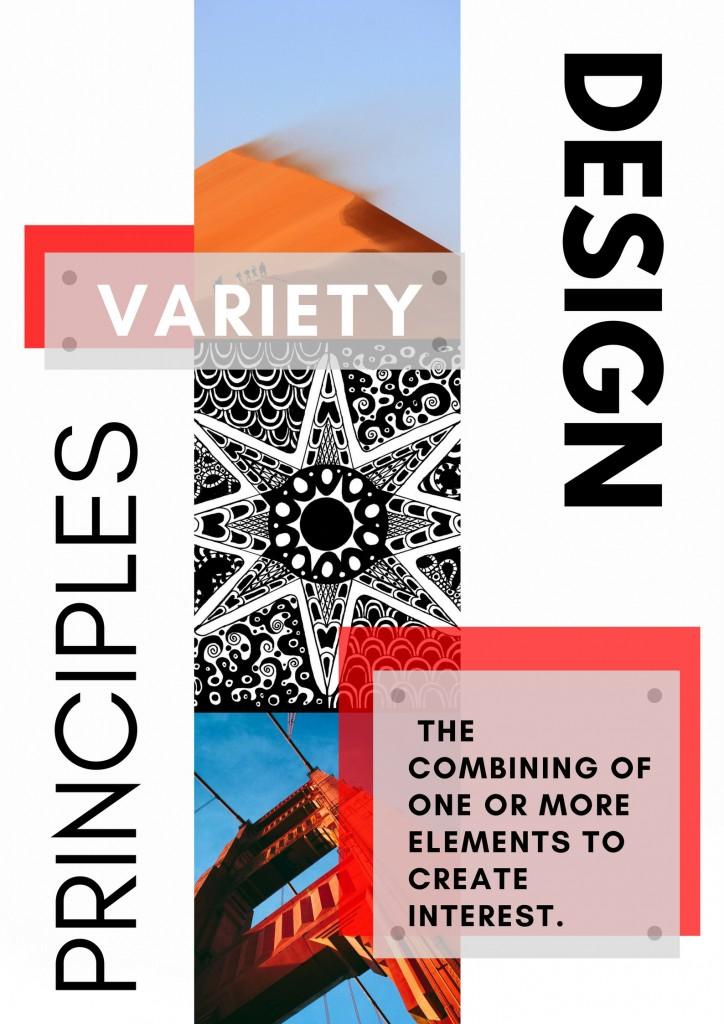 The Principles of Design in Visual Arts | Education Closet