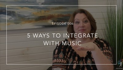 5 Ways to Integrate with Music