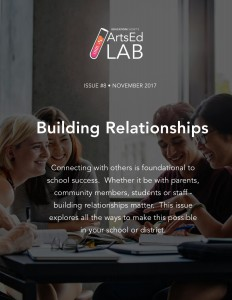 Building Relationships Issue