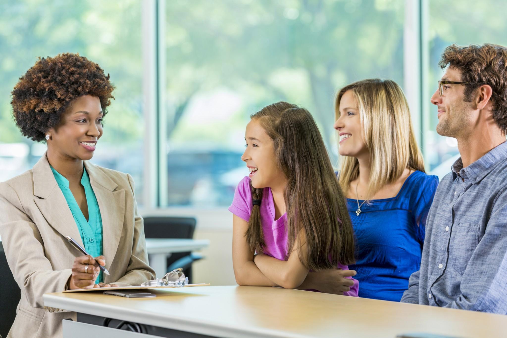 teacher parent relationships