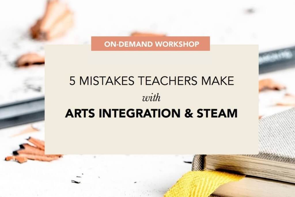 Mistakes Teachers Make Workshop