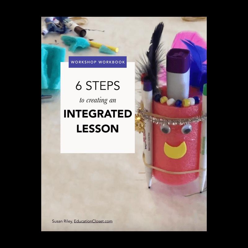 STEAM workbook for teachers