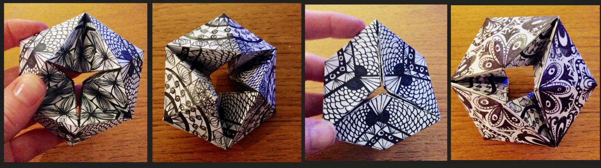 Kinetic Mathematical Sculptures