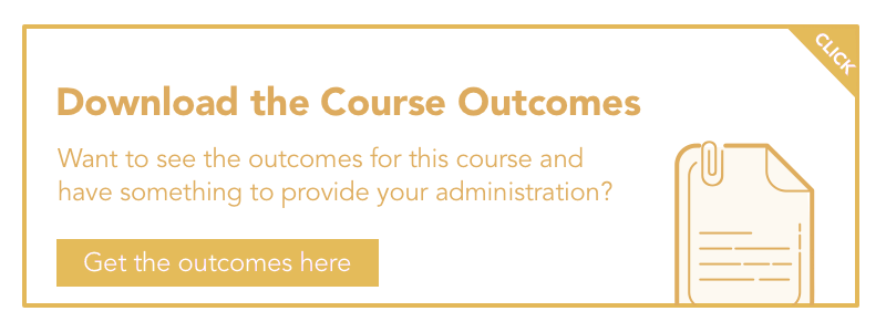 assessment course outcomes