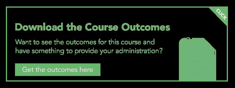 STEAM course outcomes