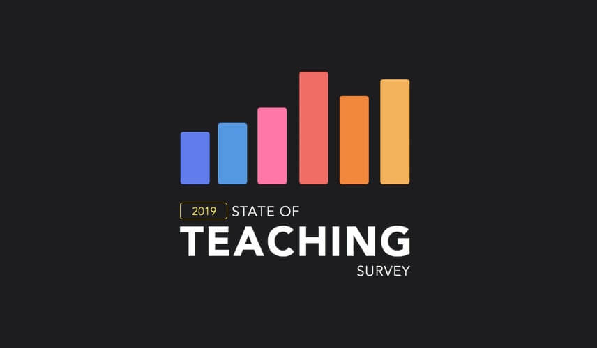 2019 State of Teaching Survey Results