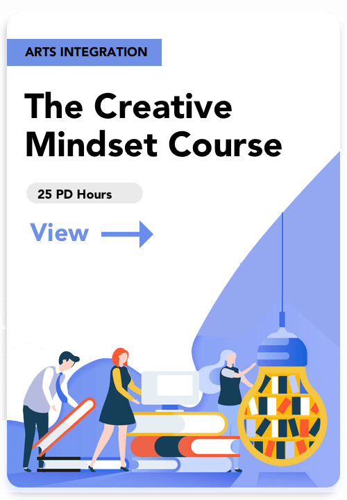 creative mindset course