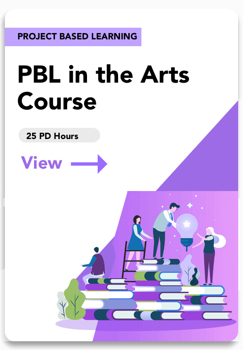 project based learning course