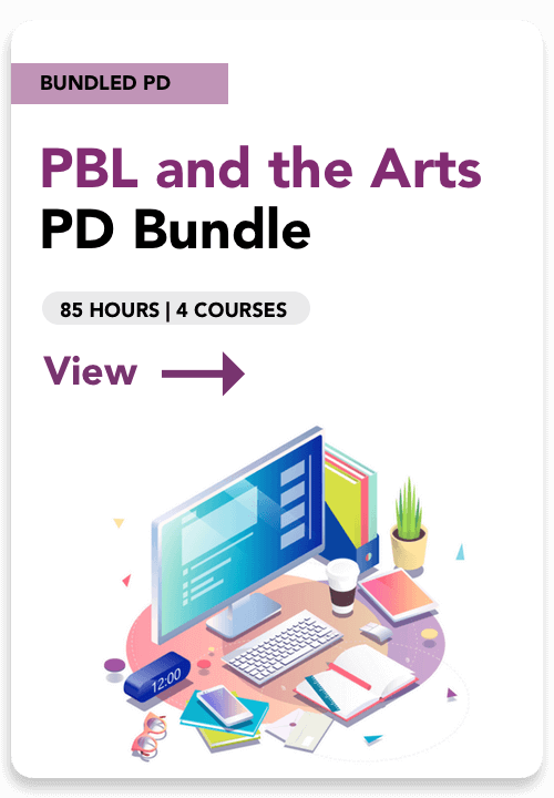 project based learning pd bundle