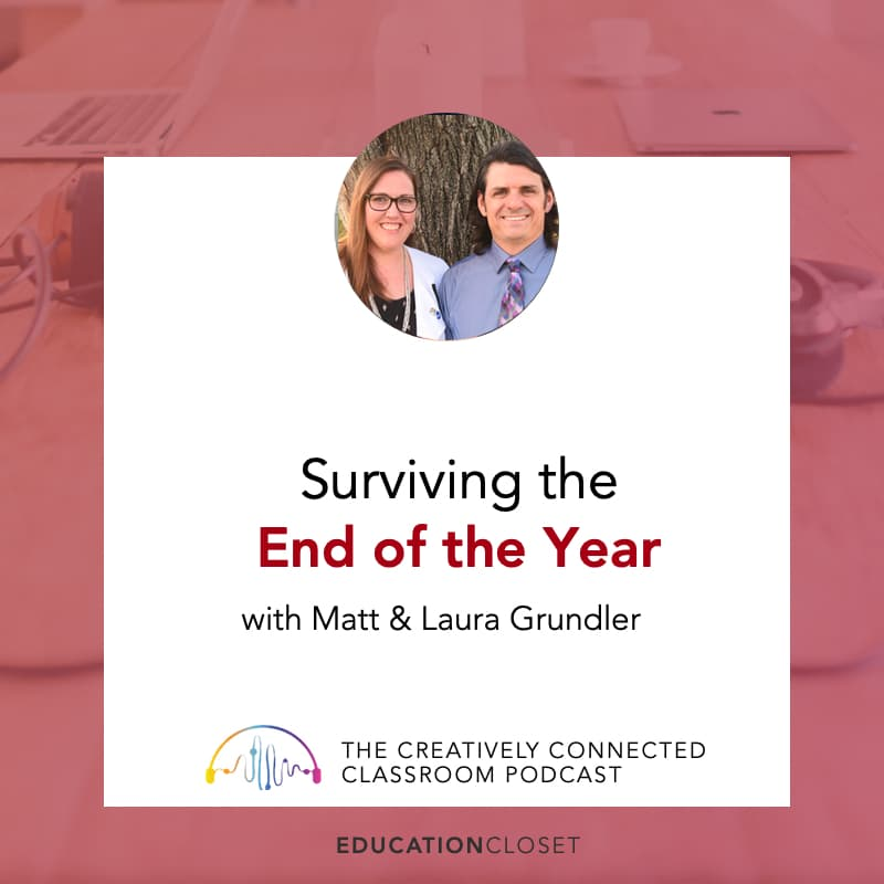 Surviving the End of the Year with Matt and Laura Grundler