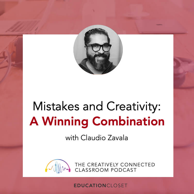 mistakes and creativity
