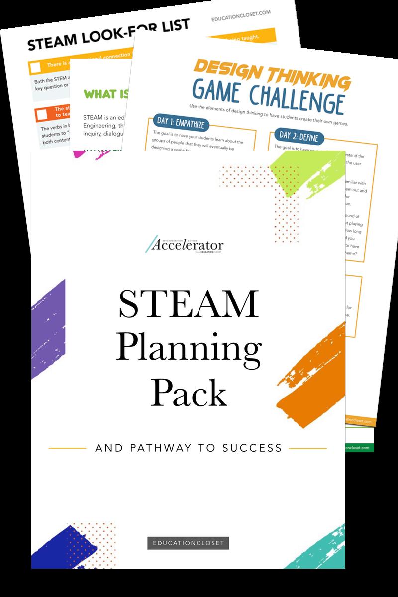 STEAM Resource Pack