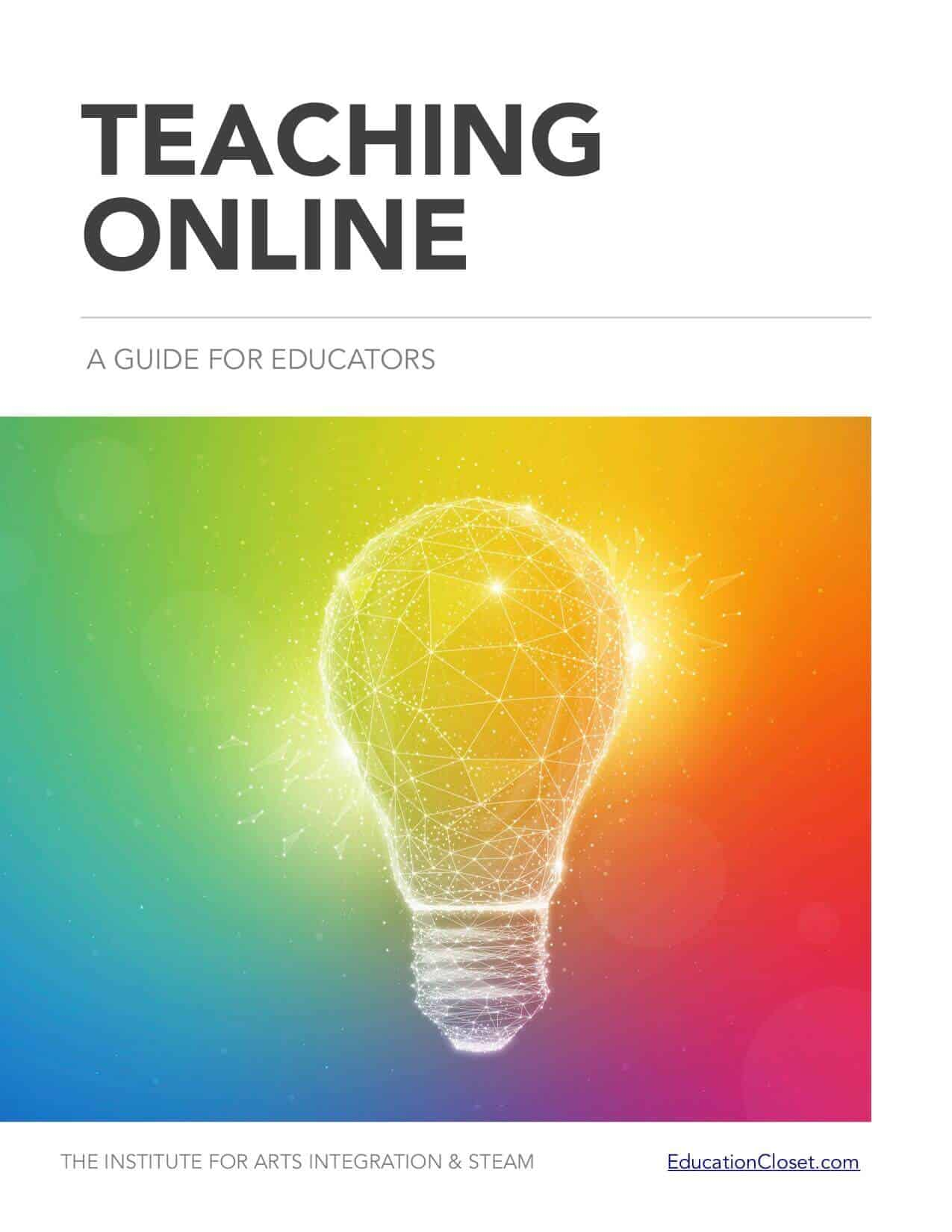 teaching online guidebook