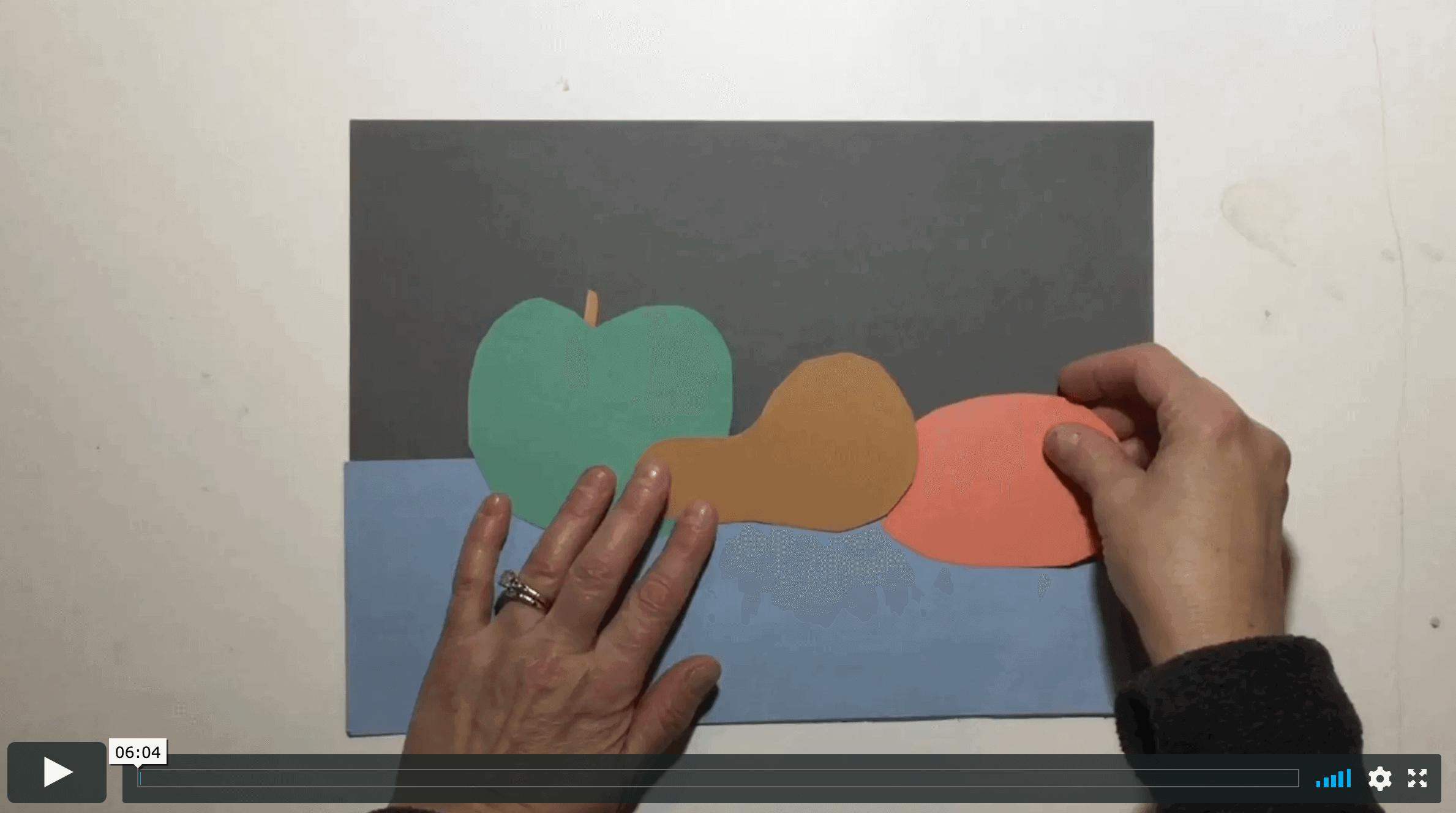 Collage Techniques