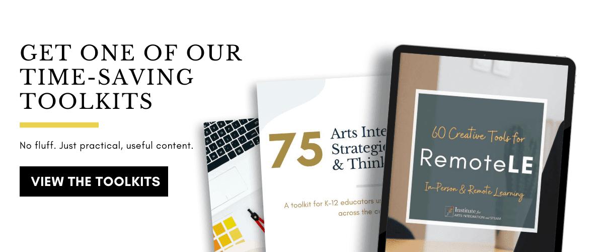 arts integration toolkit