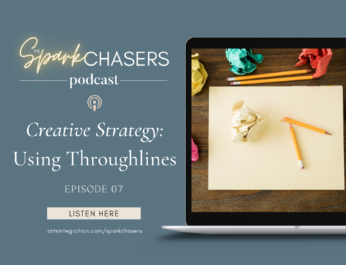 Using the Throughline Strategy