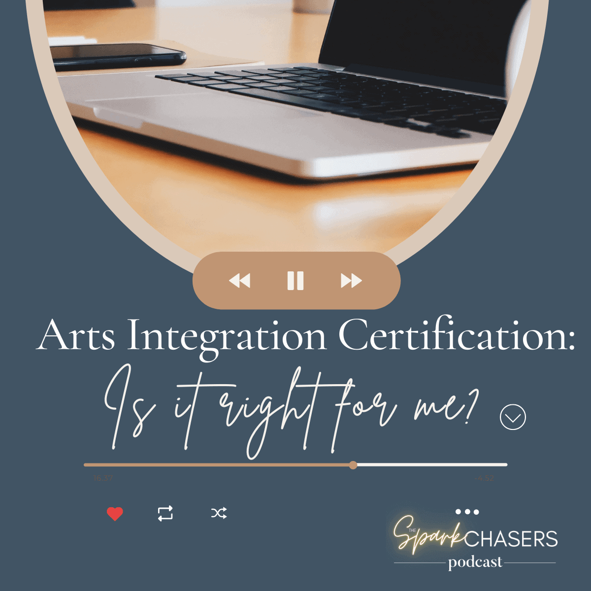 is arts integration certification right for me?