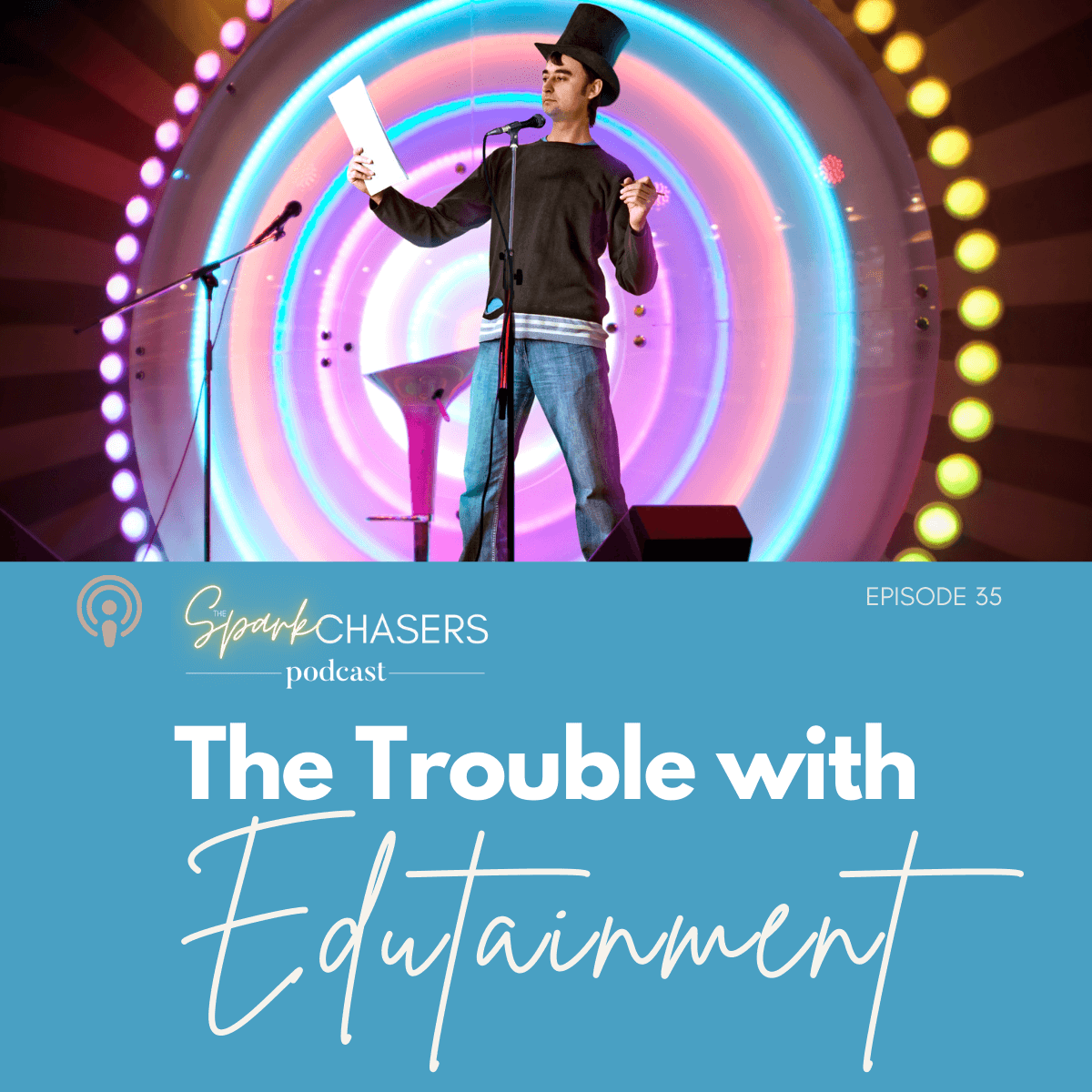 the trouble with edutainment
