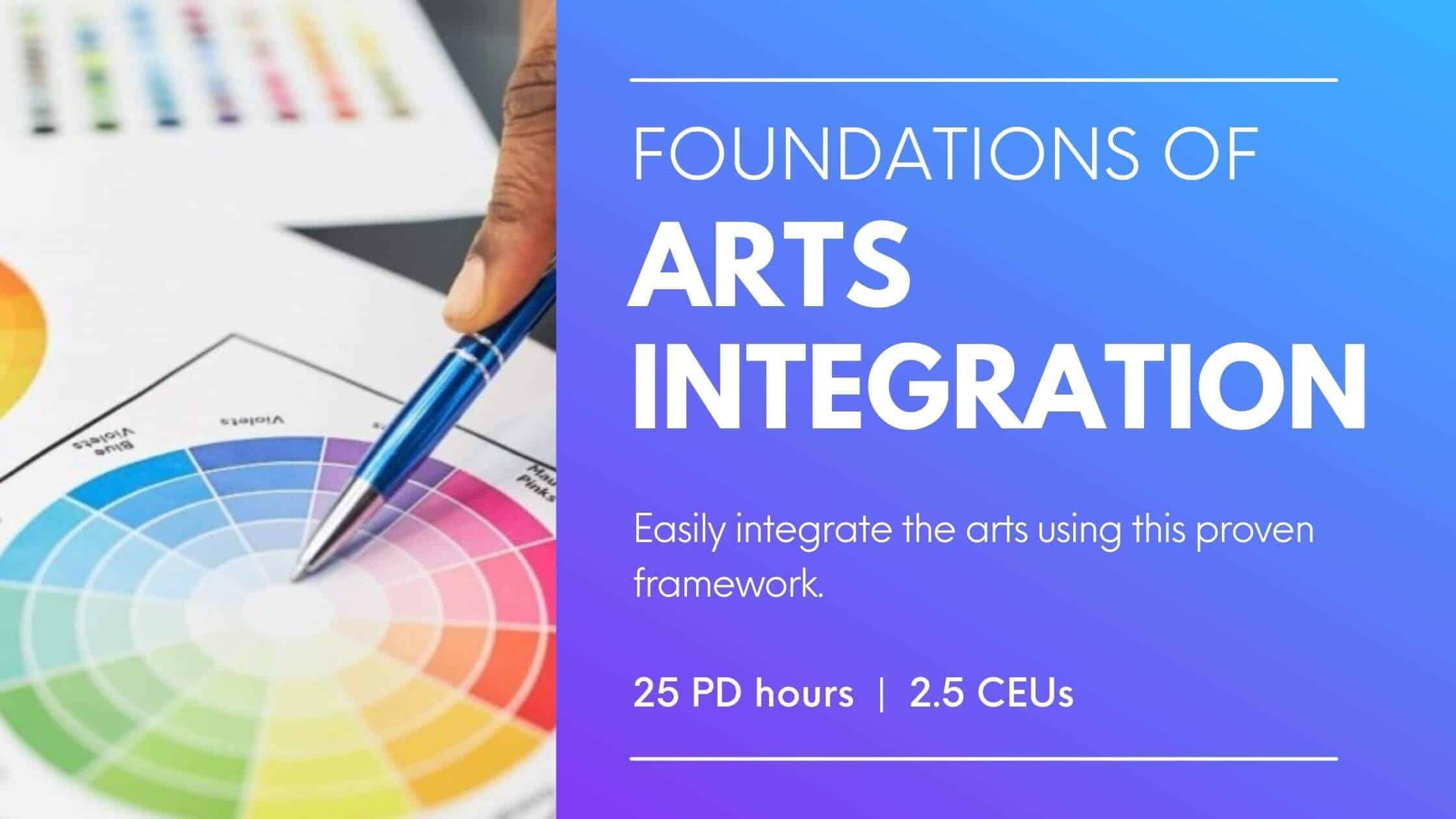 Foundations of Arts Integration