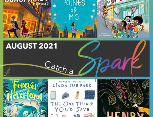 CATCH a Spark – August 2021