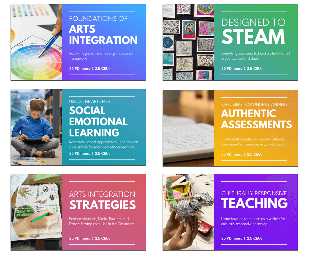teacher created resources and courses in the accelerator course library