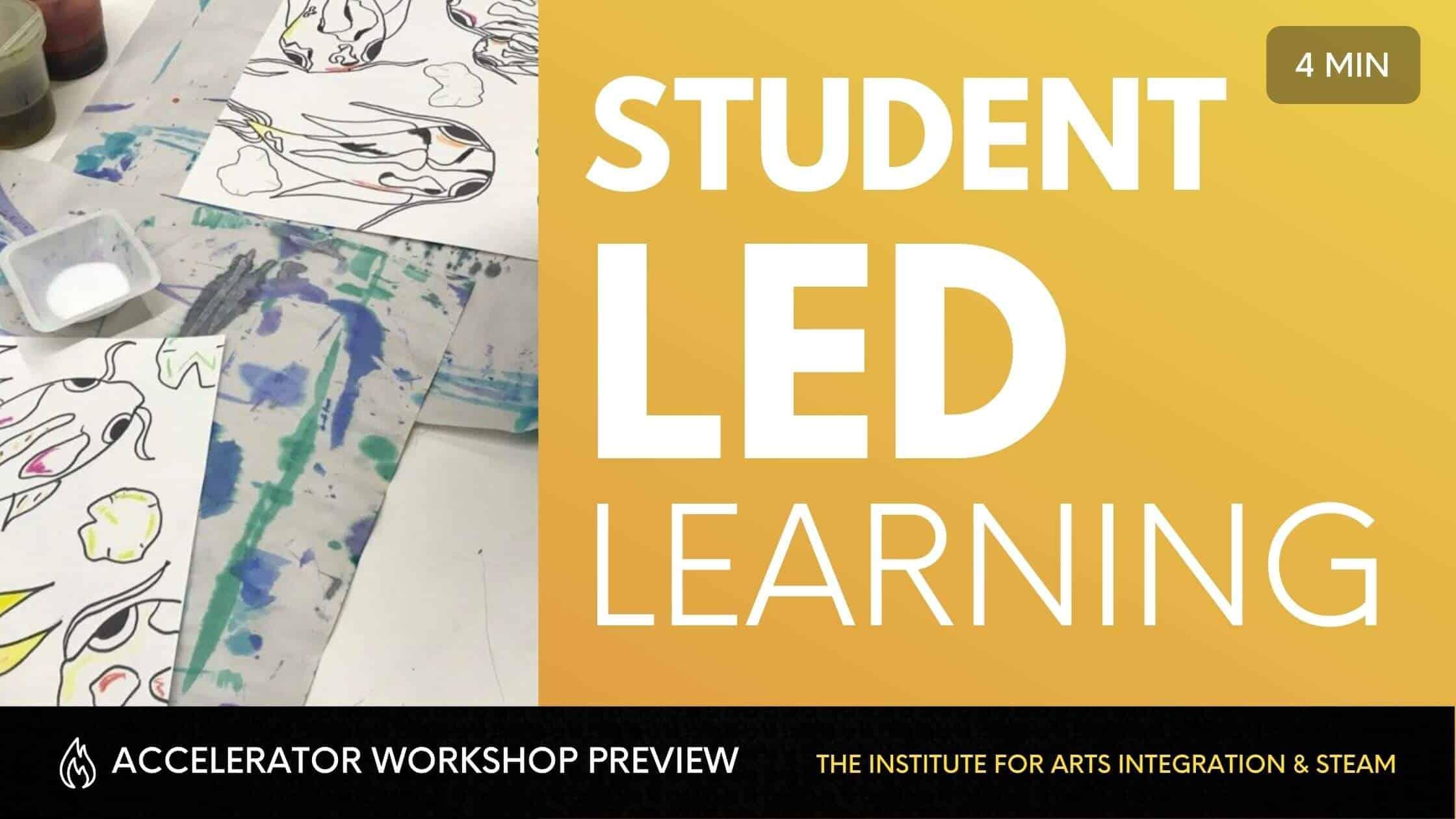 student led learning